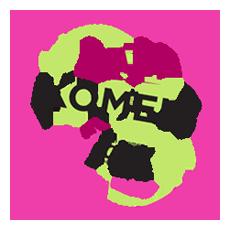 I am Komen Sticker